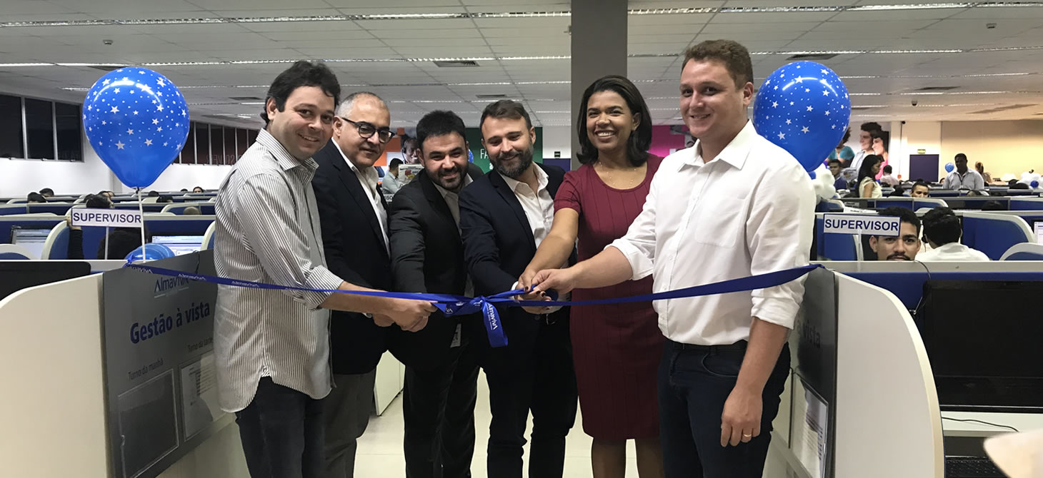 AlmavivA do Brasil contrata mais de 600 colaboradores e amplia atendimento a um grande player de telecomunicação em Teresina