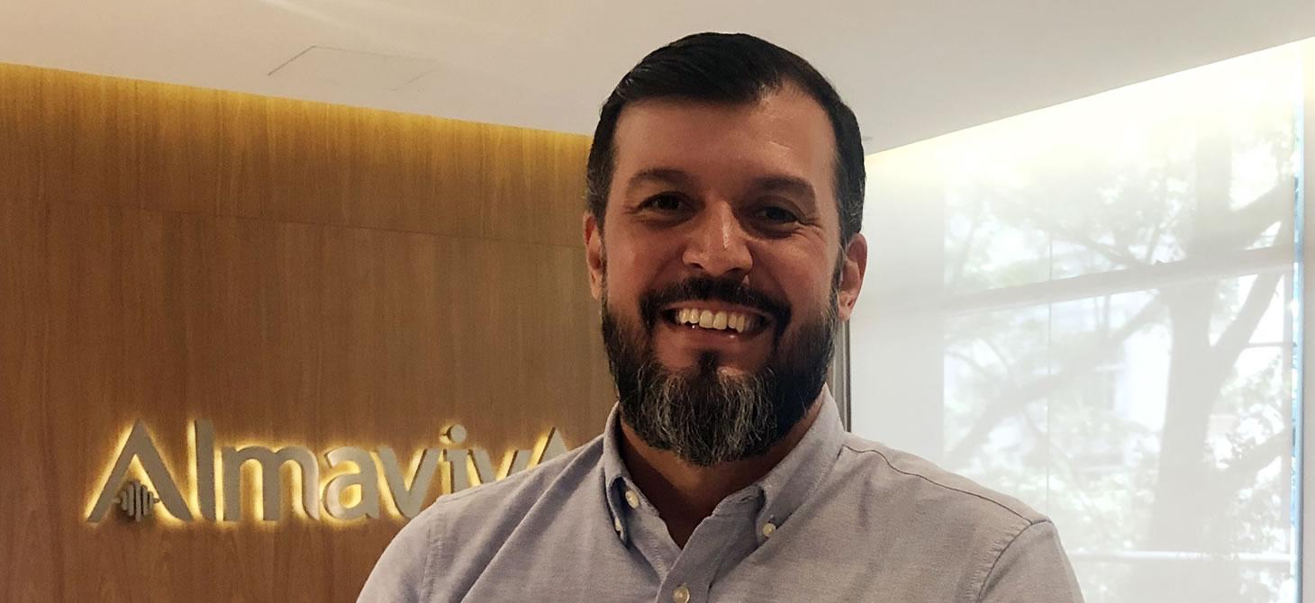 AlmavivA do Brasil investe em área de Trade Marketing e contrata novo diretor